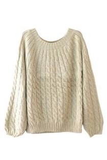 definição de sweater